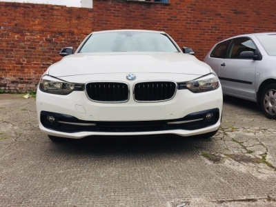 2017 BMW 3 Series Flush Mounted Front Parking Sensors - Safe And Sound Flush Front Parking Sensors - MANCHESTER - GREATER MANCHESTER