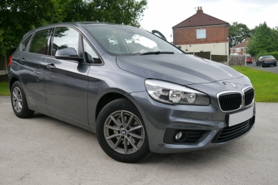 BMW - 2 Series Active Tourer - Dash Cameras - MANCHESTER - GREATER MANCHESTER