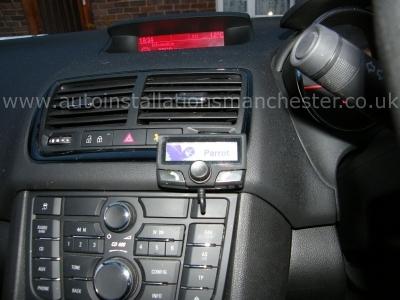 Vauxhall Meriva 2012 Parrot Bluetooth Handsfree Car Kit - Parrot CK3100 - MANCHESTER - GREATER MANCHESTER
