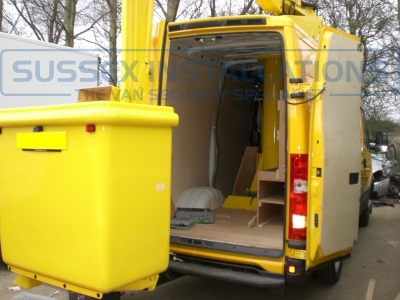 Iveco Daily 2009 Reversing Camera and Parking Sensors - Online Shop & Worldwide Delivery - Sussex - London & The South East