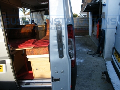 Fiat - Ducato - Ducato - (2006 - 2011) - Deadlocks - Online Shop & Worldwide Delivery - Sussex - London & The South East