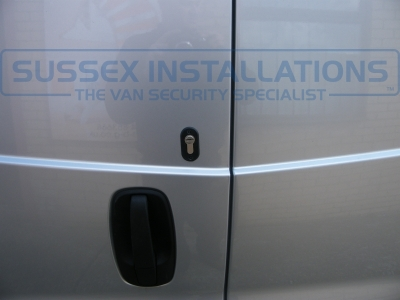 Vauxhall Vivaro 2014 - T Series Deadlocks Cab and Load area - Sussex Installations T SERIES VAN DEADLOCKS GENERAL - Online Shop & Worldwide Delivery - Sussex - London & The South East
