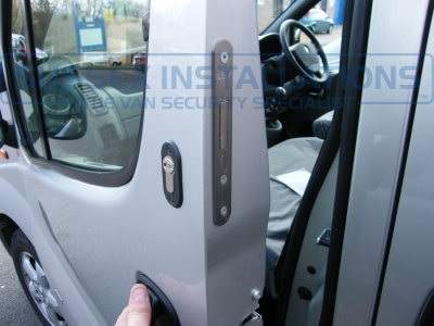 Van Security Packages - Online Shop & Worldwide Delivery - Sussex - London & The South East