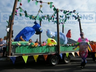 Eastbourne Carnival 2014 Photos - Online Shop & Worldwide Delivery - Sussex - London & The South East