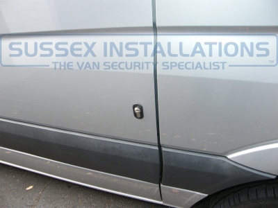 Mercedes - Sprinter - Sprinter (2006 - 2013) W906 - Sussex Installations T SERIES VAN DEADLOCKS GENERAL - Online Shop & Worldwide Delivery - Sussex - London & The South East