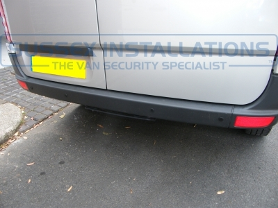 Mercedes - Sprinter - Sprinter (2006 - 2013) W906 - Security Packages - Online Shop & Worldwide Delivery - Sussex - London & The South East