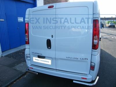 Vauxhall - Vivaro - Vivaro (2011 - 2014) (null/nul) - Sussex Installations VAU1-SH SLAM HANDLE - VAUXHALL - Online Shop & Worldwide Delivery - Sussex - London & The South East