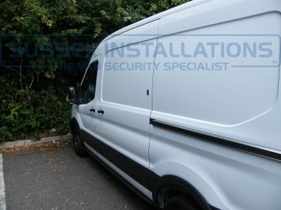 Ford - Transit - Transit MK8 (2014 - On) - Locks 4 Vans S SERIES VAN DEADLOCKS GENERAL - Online Shop & Worldwide Delivery - Sussex - London & The South East