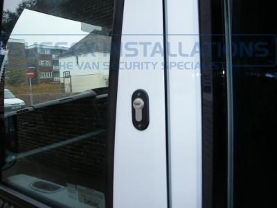 Locks 4 Vans T SERIES VAN DEADLOCKS GENERAL - Online Shop & Worldwide Delivery - Sussex - London & The South East