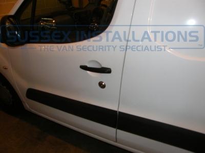 Citroen - Berlingo - Berlingo - (2009 - 2018) - Locks 4 Vans T SERIES VAN SLAMLOCKS - Online Shop & Worldwide Delivery - Sussex - London & The South East
