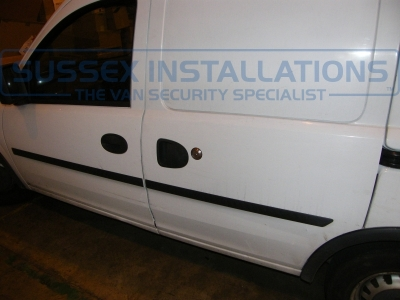 Vauxhall - Corsa/Combovan - Combo - (2001 - 2011) - Locks 4 Vans T SERIES VAN SLAMLOCKS - Online Shop & Worldwide Delivery - Sussex - London & The South East