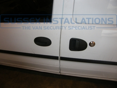 Vauxhall - Corsa/Combovan - Combo - (2001 - 2011) - Locks 4 Vans T SERIES VAN SLAMLOCKS - Online Shop & Worldwide Delivery - Sussex - London & The South East