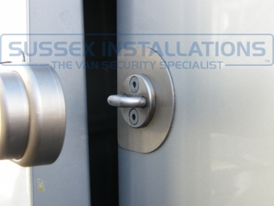 Peugeot - Boxer - Boxer - (2012 - On) - Locks 4 Vans ULTIMATE VAN LOCK - Online Shop & Worldwide Delivery - Sussex - London & The South East