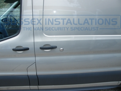 Ford - Transit - Transit MK8 (2014 - On) - Slamlocks - Online Shop & Worldwide Delivery - Sussex - London & The South East