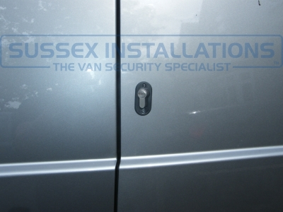 Nissan - NV200 - NV200 - (2009 On) (null/201) - Nissan NV200 DCI 2015 - Full T Series Deadlocks Installation - Online Shop & Worldwide Delivery - Sussex - London & The South East