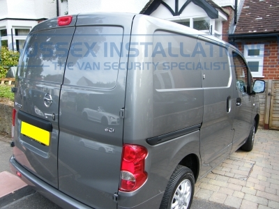 Nissan NV200 DCI 2015 - Full T Series Deadlocks Installation - Sussex Installations T SERIES VAN DEADLOCKS GENERAL - Online Shop & Worldwide Delivery - Sussex - London & The South East