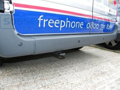 Ford - Transit - Transit MK7 (07-2014) - Parking Sensors - Online Shop & Worldwide Delivery - Sussex - London & The South East