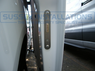 Ford - Transit - Custom (2013 - 2018) (null/201) - Ford Transit Custom 2015 - T Series Deadlocks Installation - Online Shop & Worldwide Delivery - Sussex - London & The South East