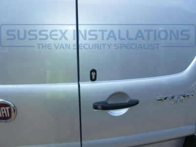 Fiat Scudo Load Area S Series Deadlocks - Locks 4 Vans S SERIES VAN DEADLOCKS GENERAL - Online Shop & Worldwide Delivery - Sussex - London & The South East