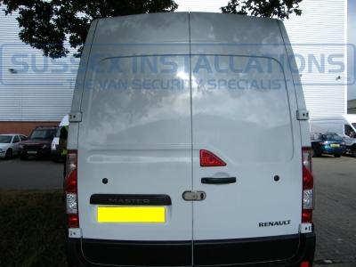 Renault Master 2011 - Courier Slamlock & Ultimate Lock Pack - Locks 4 Vans ULTIMATE VAN LOCK - Online Shop & Worldwide Delivery - Sussex - London & The South East