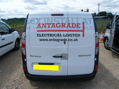 Renault Kangoo 2014 - Load Area Armaplates and Deadlocks - Armaplate SENTINEL - MERCEDES CITAN - Online Shop & Worldwide Delivery - Sussex - London & The South East