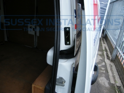 Ford - Transit Connect - Connect (2002 - 2009) - Sussex Installations T SERIES VAN DEADLOCKS GENERAL - Online Shop & Worldwide Delivery - Sussex - London & The South East