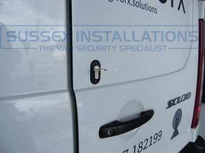 Fiat - Scudo - Sussex Installations T SERIES VAN DEADLOCKS GENERAL - Online Shop & Worldwide Delivery - Sussex - London & The South East