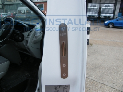 Vauxhall - Vivaro - Vivaro (2011 - 2014) - Sussex Installations T SERIES VAN DEADLOCKS GENERAL - Online Shop & Worldwide Delivery - Sussex - London & The South East
