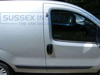 Citroen - Nemo - Nemo - (2008 On) (null/201) - Citroen Nemo 2011 - Cab and Load Deadlocks and Pro Plates - Online Shop & Worldwide Delivery - Sussex - London & The South East