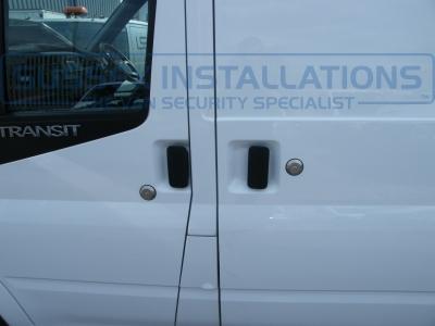 Ford - Transit - Transit MK7 (07-2014) - Locks 4 Vans T SERIES VAN SLAMLOCKS - Online Shop & Worldwide Delivery - Sussex - London & The South East