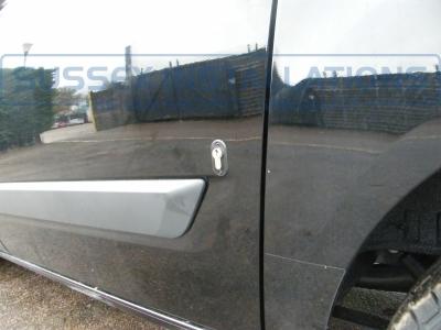 Ford - Transit - Custom (2013 - 2018) (10/2015) - Locks 4 Vans S SERIES VAN DEADLOCKS GENERAL - Online Shop & Worldwide Delivery - Sussex - London & The South East