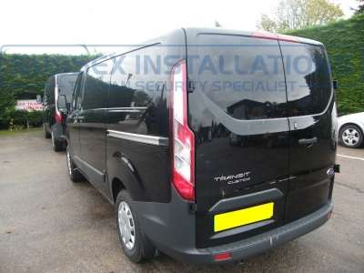 Ford Transit Custom 2015 - S Series Load Deadlocks Install - Locks 4 Vans S SERIES VAN DEADLOCKS GENERAL - Online Shop & Worldwide Delivery - Sussex - London & The South East