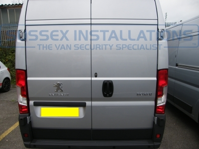 Peugoet Boxer 2015 - Load Area T Series Deadlocks - Sussex Installations T SERIES VAN DEADLOCKS GENERAL - Online Shop & Worldwide Delivery - Sussex - London & The South East