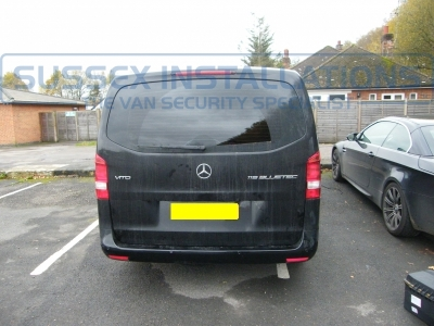 Mercedes - Vito / Viano - Vito/Viano (2015 - ON) W447 - ParkSafe PS740 - Online Shop & Worldwide Delivery - Sussex - London & The South East