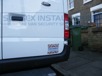 Ford - Transit - Transit MK7 (07-2014) (null/nul) - Ford Transit 2012 - Deadlocks & OBD Socket Protector Lock - Online Shop & Worldwide Delivery - Sussex - London & The South East