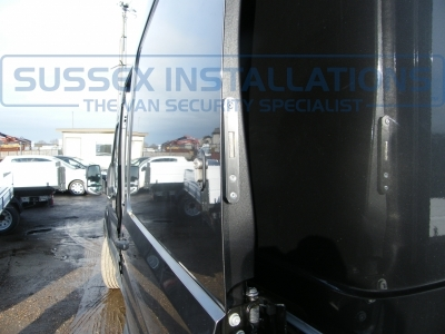 Ford - Transit - Transit MK8 (2014 - On) (12/2015) - Sussex Installations T SERIES DEADLOCKS - FORD - Online Shop & Worldwide Delivery - Sussex - London & The South East