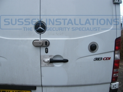 Mercedes - Sprinter - Sprinter (2006 - 2013) W906 - Armaplate SENTINEL - MERCEDES SPRINTER - Online Shop & Worldwide Delivery - Sussex - London & The South East