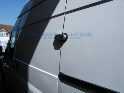 Ford - Transit - Transit MK7 (07-2014) - Security Packages - Online Shop & Worldwide Delivery - Sussex - London & The South East