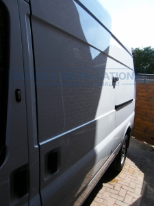 Ford - Transit - Transit MK7 (07-2014) - Locks 4 Vans T SERIES DEADLOCKS - FORD  - Online Shop & Worldwide Delivery - Sussex - London & The South East