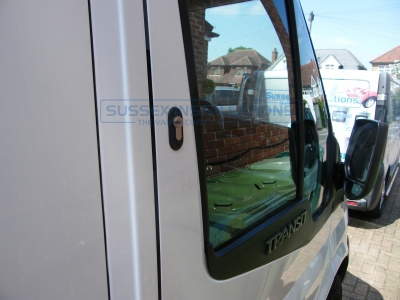 Ford - Transit - Transit MK7 (07-2014) - Sussex Installations T SERIES DEADLOCKS - FORD  - Online Shop & Worldwide Delivery - Sussex - London & The South East