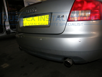 Audi - A4 - A4 - (B8, 2008 - On) - Parking Sensors - Online Shop & Worldwide Delivery - Sussex - London & The South East