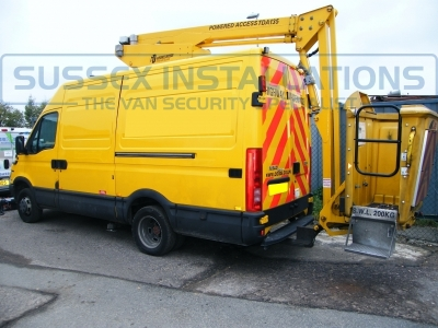 Iveco Daily 2005 Load Area S Series Deadlocks - Locks 4 Vans S SERIES VAN DEADLOCKS GENERAL - Online Shop & Worldwide Delivery - Sussex - London & The South East