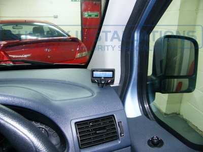 Ford - Transit Connect - Mobile Phone Handsfree - Online Shop & Worldwide Delivery - Sussex - London & The South East