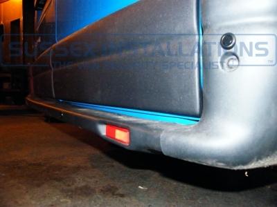 Renault - Master - Master - (2005 - 2010) (01/2009) - Renault Master 2009 - Steelmate Reverse Parking Sensors - Online Shop & Worldwide Delivery - Sussex - London & The South East