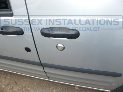 Ford - Transit Connect - Slamlocks - Online Shop & Worldwide Delivery - Sussex - London & The South East