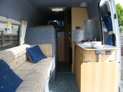 Mercedes - Sprinter - Sprinter (2006 - 2013) W906 (12/2006) - Mercedes Sprinter Motorhome - Camper Conversion - Online Shop & Worldwide Delivery - Sussex - London & The South East