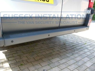 Citroen Relay 2011 Rear Parking Sensors - Online Shop & Worldwide Delivery - Sussex - London & The South East