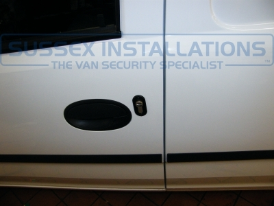Vauxhall - Corsa/Combovan - Combo - (2001 - 2011) - Sussex Installations T SERIES VAN DEADLOCKS GENERAL - Online Shop & Worldwide Delivery - Sussex - London & The South East