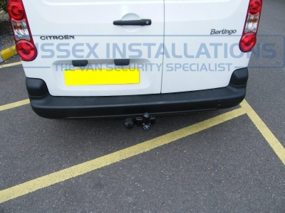 Citroen Berlingo 2010 Towbar with Single Electrics - Online Shop & Worldwide Delivery - Sussex - London & The South East