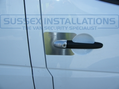 Mercedes - Sprinter - Sprinter (2006 - 2013) W906 - Armaplate SENTINEL VAN HANDLE GUARDS - Online Shop & Worldwide Delivery - Sussex - London & The South East